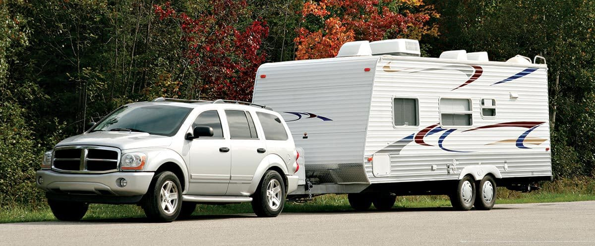 9 Important Things to Prepare Your Truck for Towing a Camper
