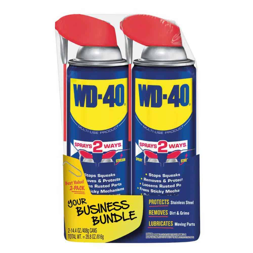 WD-40 - 490224 Multi-Use Product with SMART STRAW SPRAYS