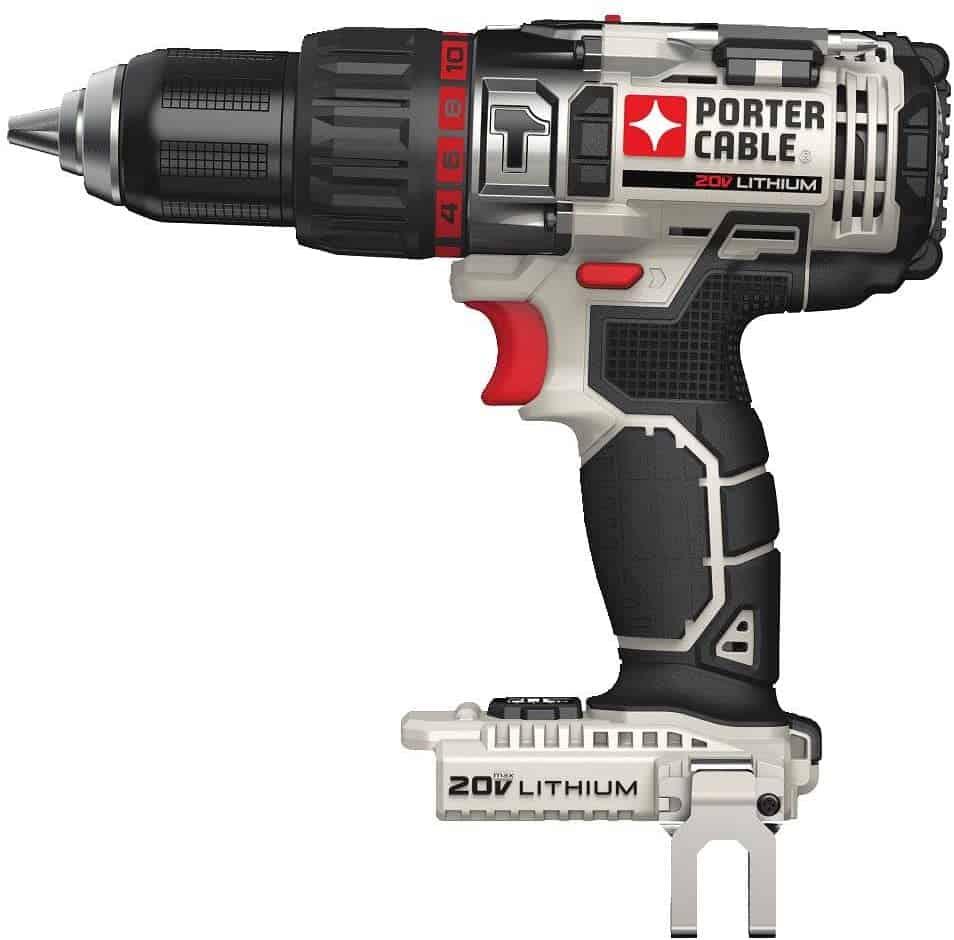 PORTER-CABLE 20V MAX Hammer Drill,