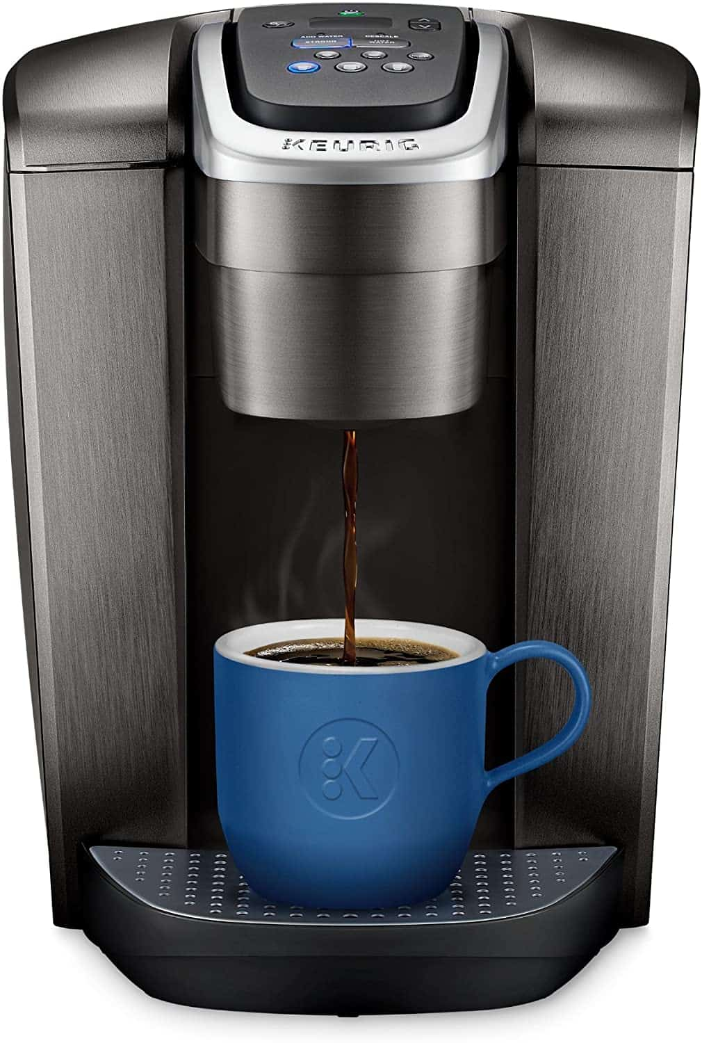 Keurig K-Elite Coffee Maker, Single Serve K-Cup Pod Coffee Brewer