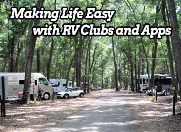 Making Life on the Road a Breeze with RV Clubs and Apps – Camper Report