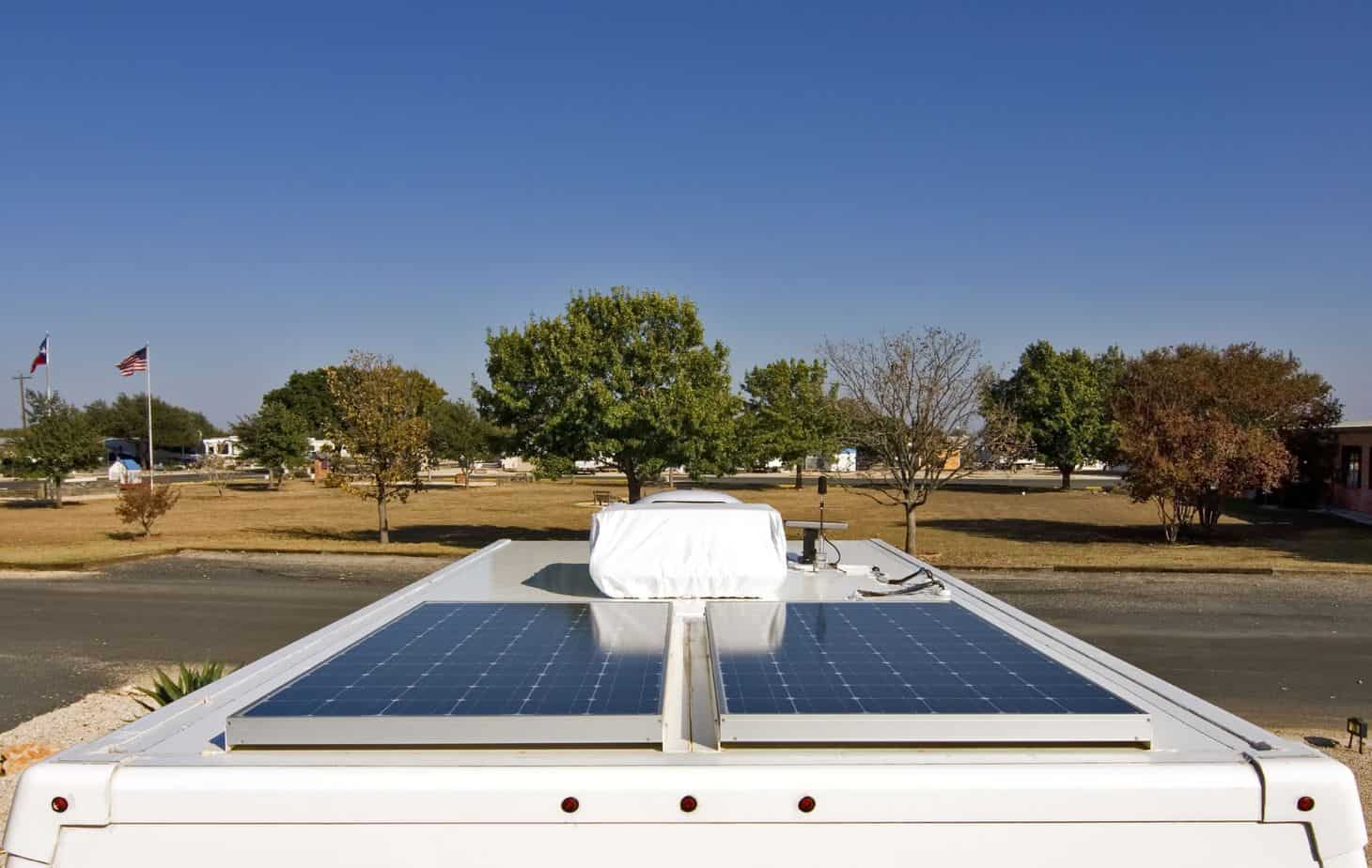 Solar Panels Or Generators For Campers And Rvswhats Best Camper Tips When Adding Circuit Breaker Diy Your Home Cost Of