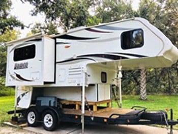 how much does a truck camper cost camper report
