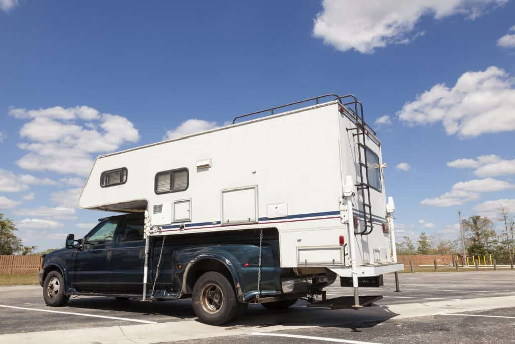 What Is A Truck Camper With Pictures Camper Report
