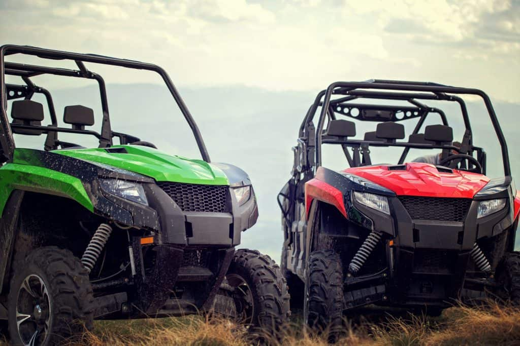 What Is A Side By Side >> Toy Haulers That Can Fit Two Side By Sides Utvs Camper