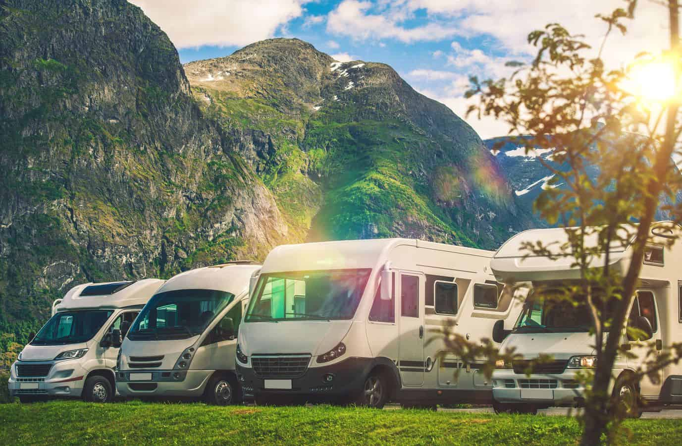 Most Popular Motorhome Models in the UK
