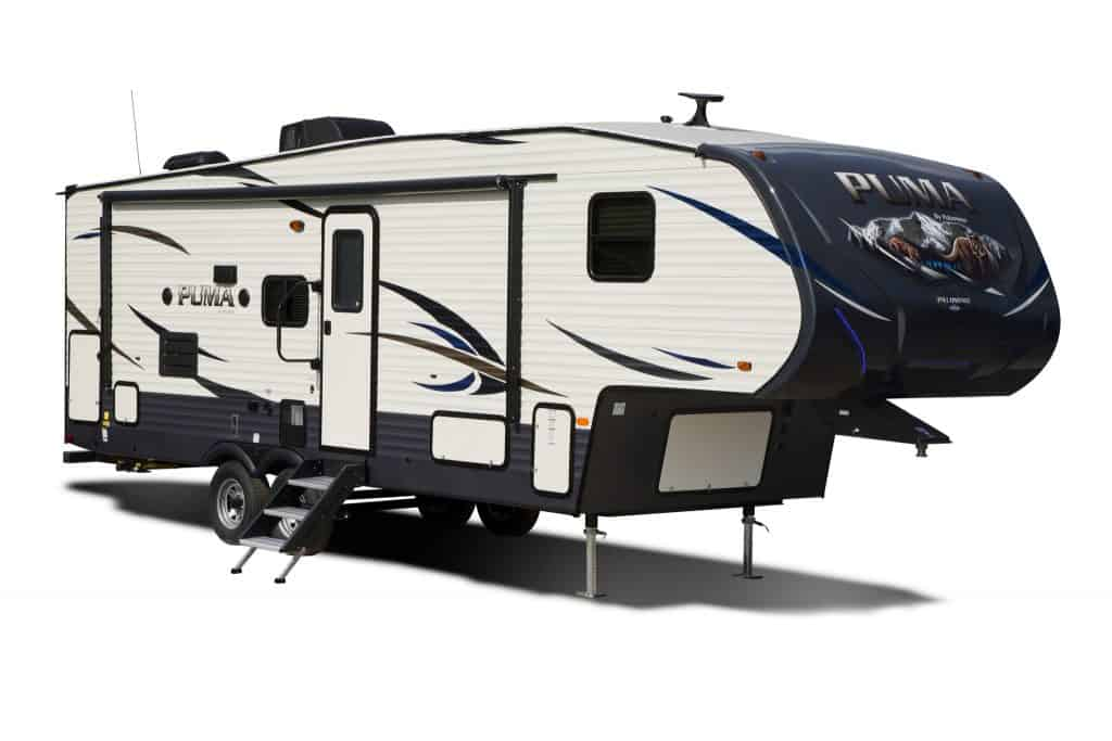 5 Top Large Travel Trailers For Families Camper Report