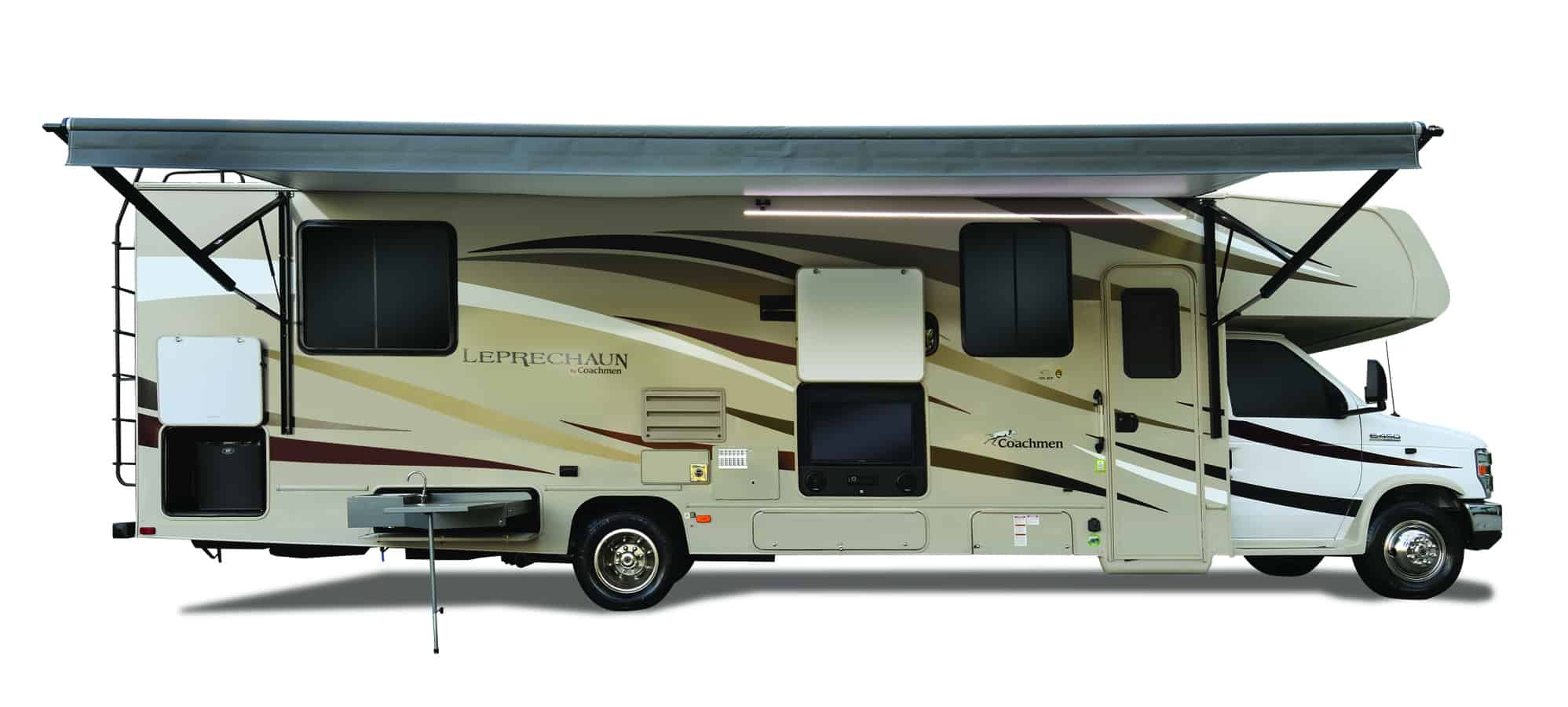 9 Excellent Small Motorhomes For Ultimate Mobility Camper Report