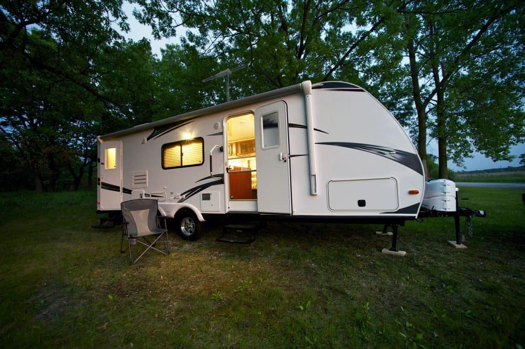 """RV """"real"""" camping"""