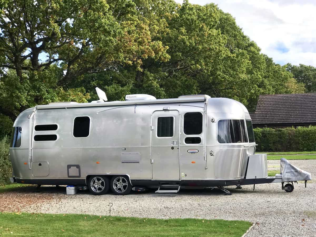 What Airstream Was Used In The Accountant Camper Report