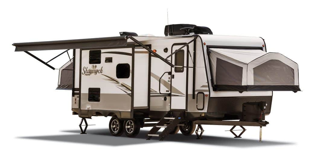 9 of Our Favorite Pop Up Campers - Camper Report