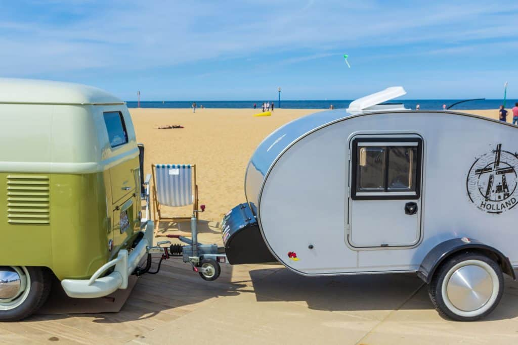 5 Teardrop Trailers with Bathrooms for Camping – Camper Report