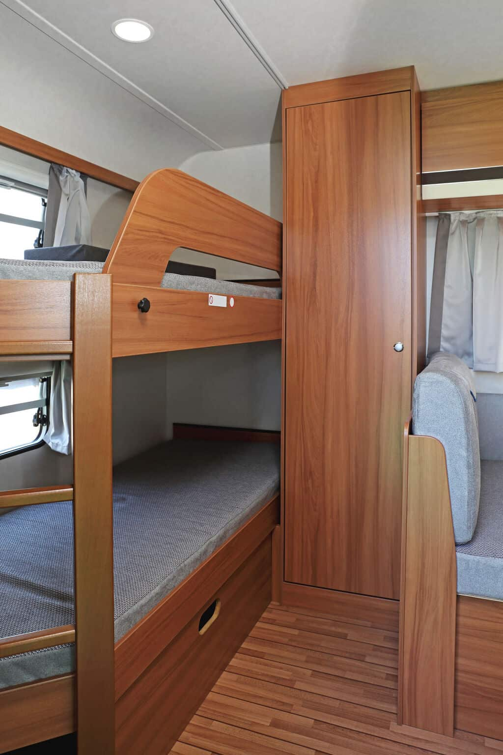 Picture of: 9 Great Travel Trailers With 2 Bedrooms Camper Report