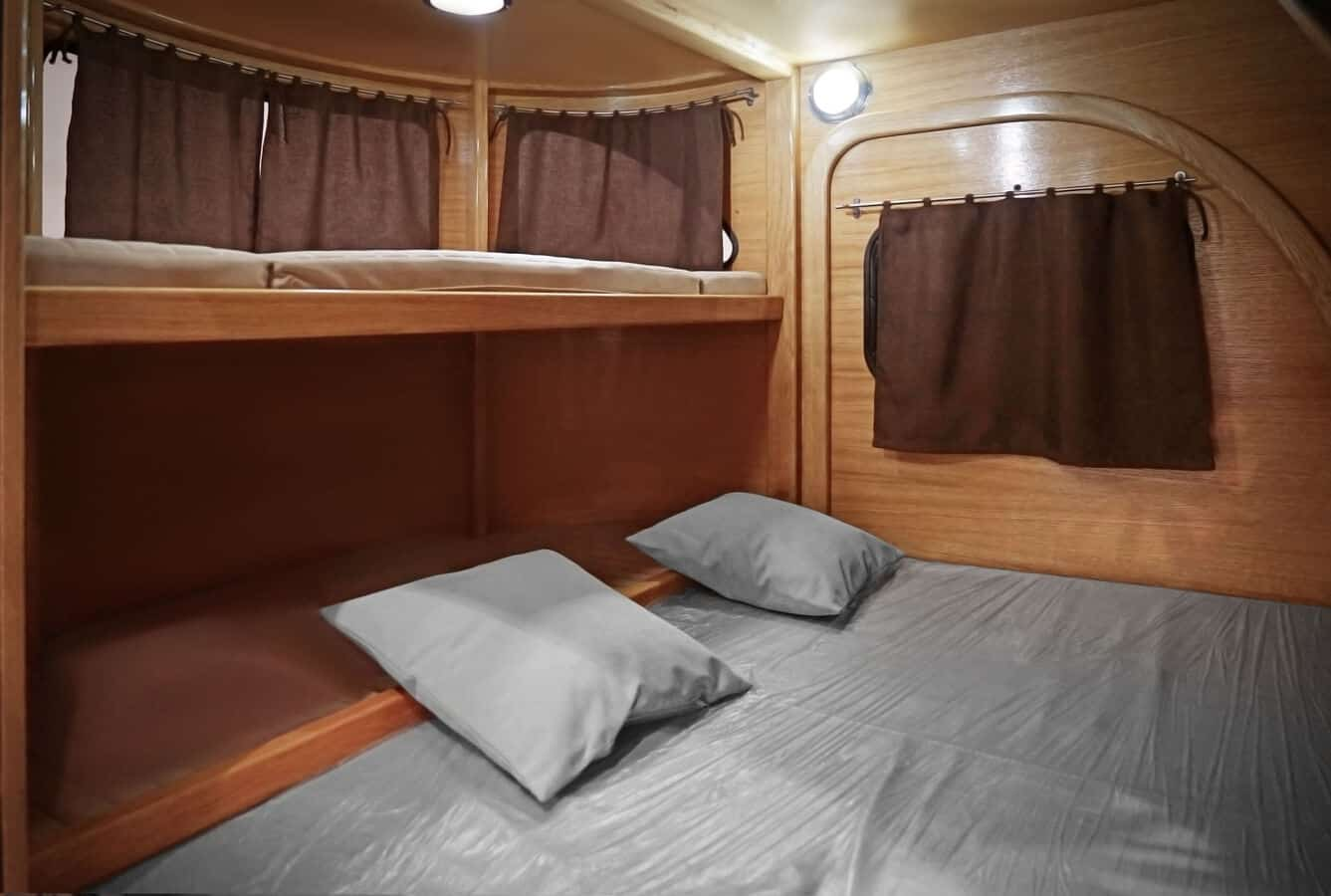 Picture of: 7 Great Camper Trailers With King Size Beds Camper Report
