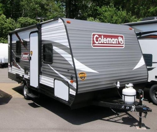 Coleman Travel Trailers >> Coleman Travel Trailer Review Are They High Quality
