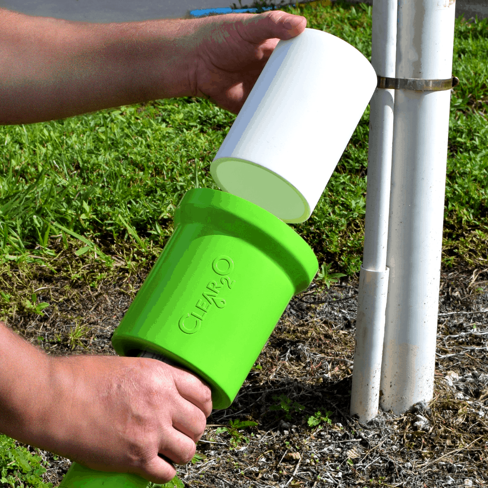 DirtGuard is easy to clean, making it a perfect option for RV water filtering