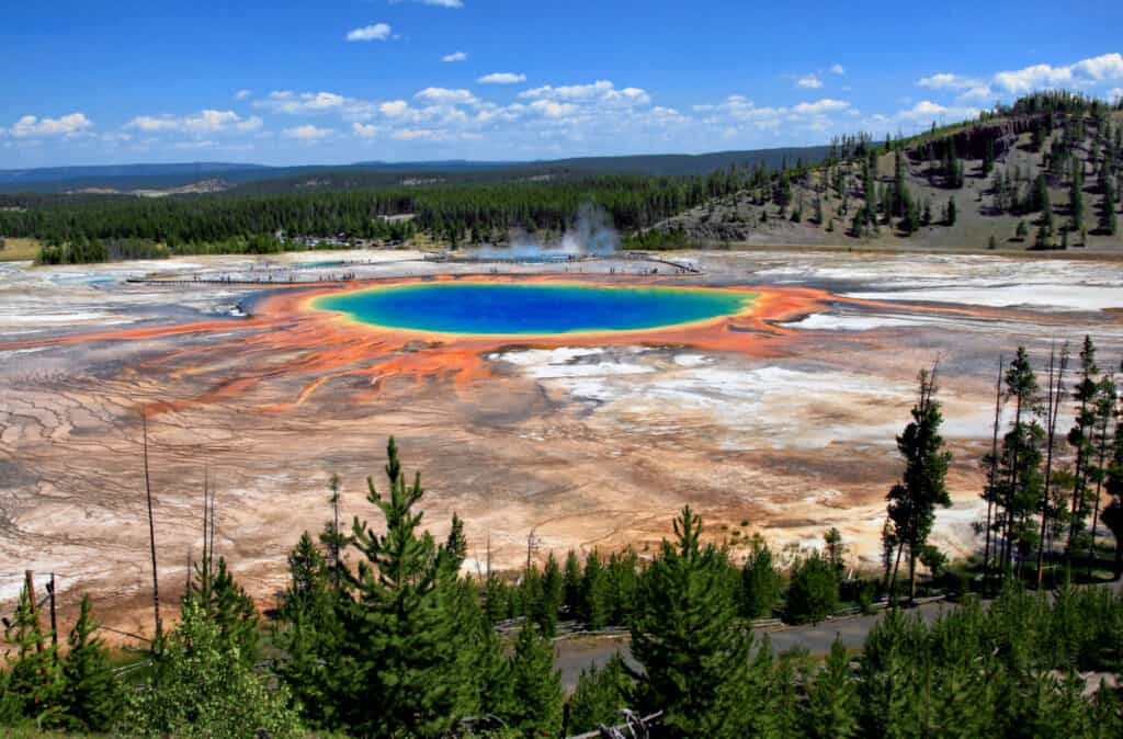 The economic benefit of national parks is huge. Photo via Wikipedia Creative Commons