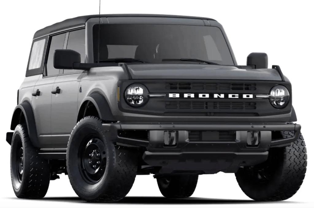 4-door Bronco