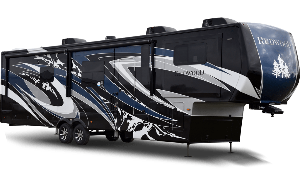 luxury fifth wheel campers