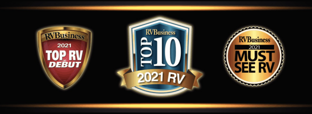 RVB 2021 Top 10 RVs of the Year