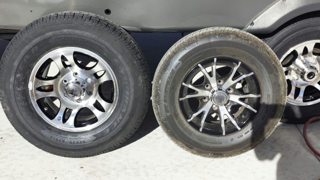 RV tire blowouts