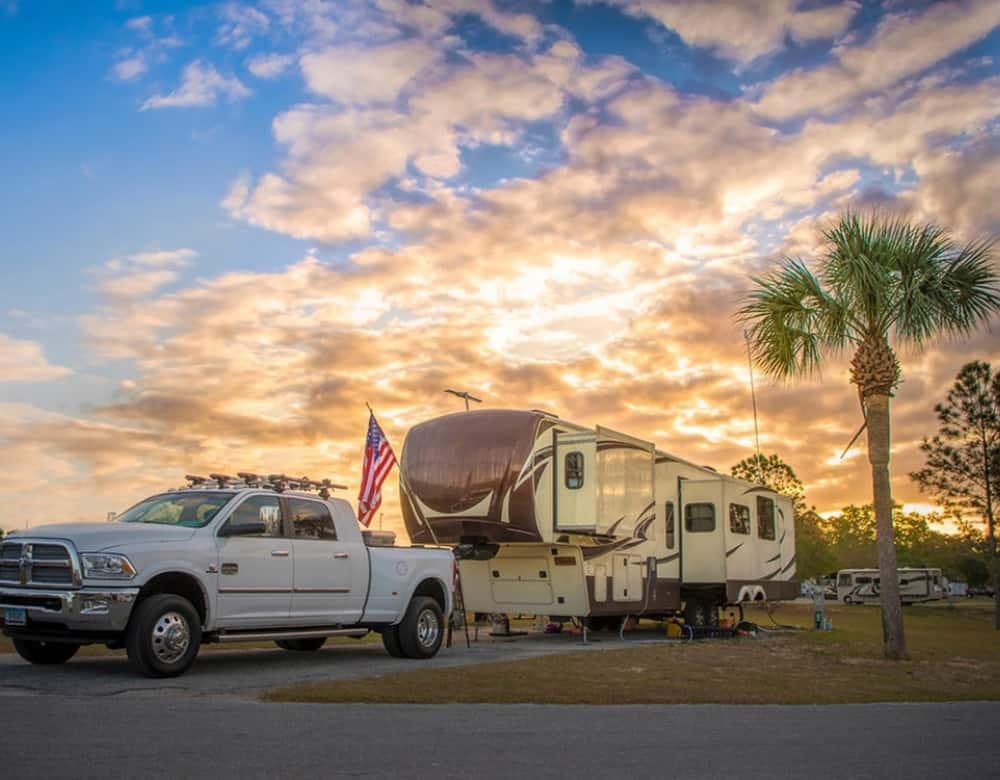 Thousand Trails Orlando RV Resort