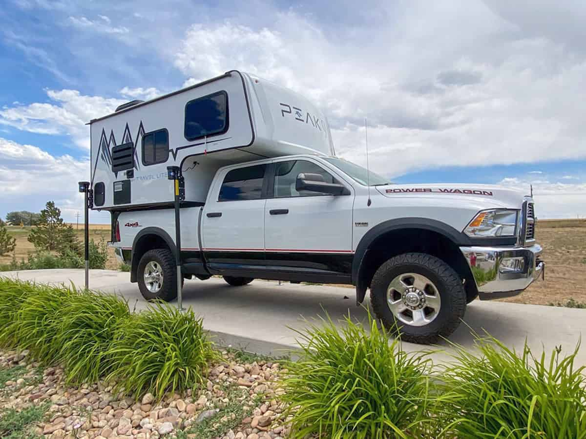 5 Lightweight Truck Campers With Bathrooms Camper Report