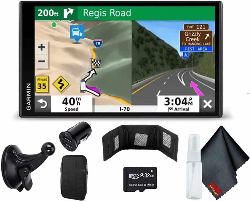 Garmin RV 780 GPS for RVs