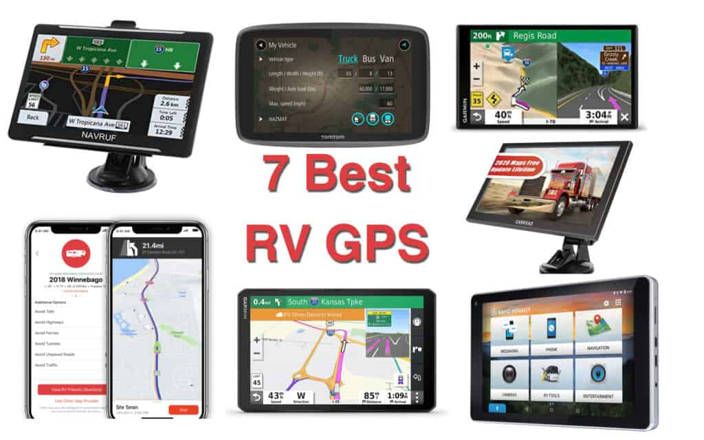 Which of these RV GPS will you choose?