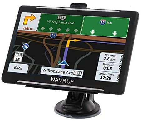 NAVRUF RV GPS