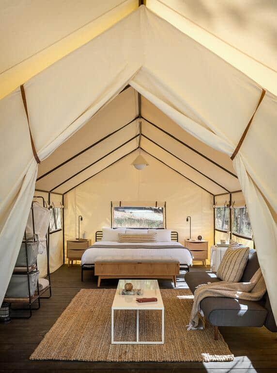 AutoCamp Cape Cod Luxury Tent