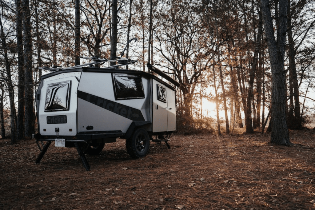Taxa Outdoors - four wheel campers