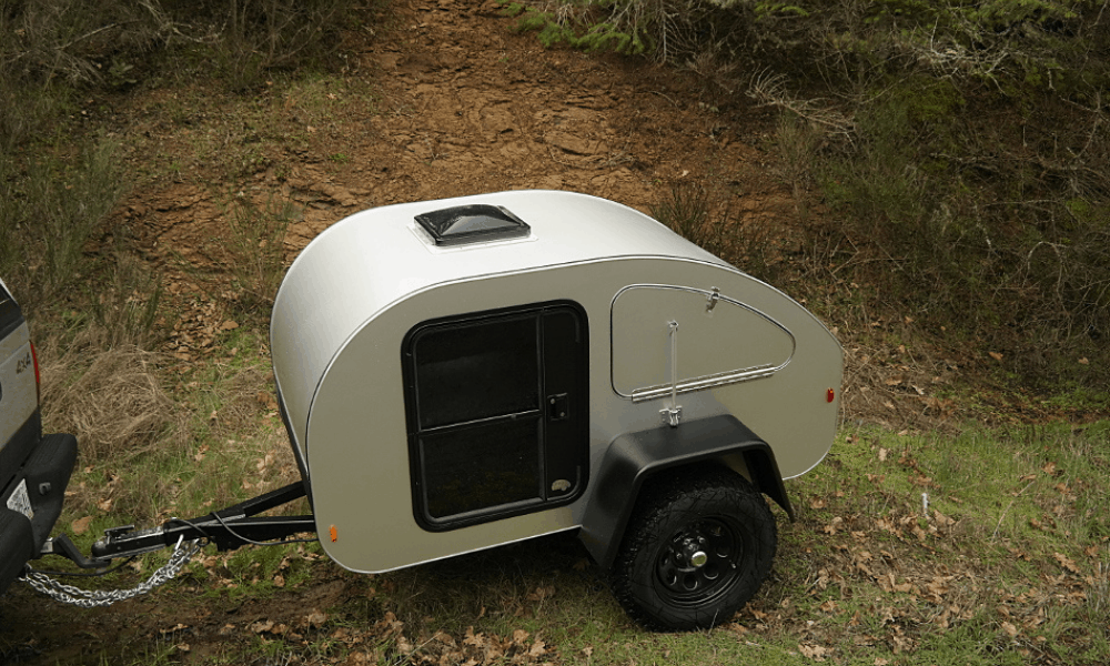 Oregon Trail'R - four wheel camper