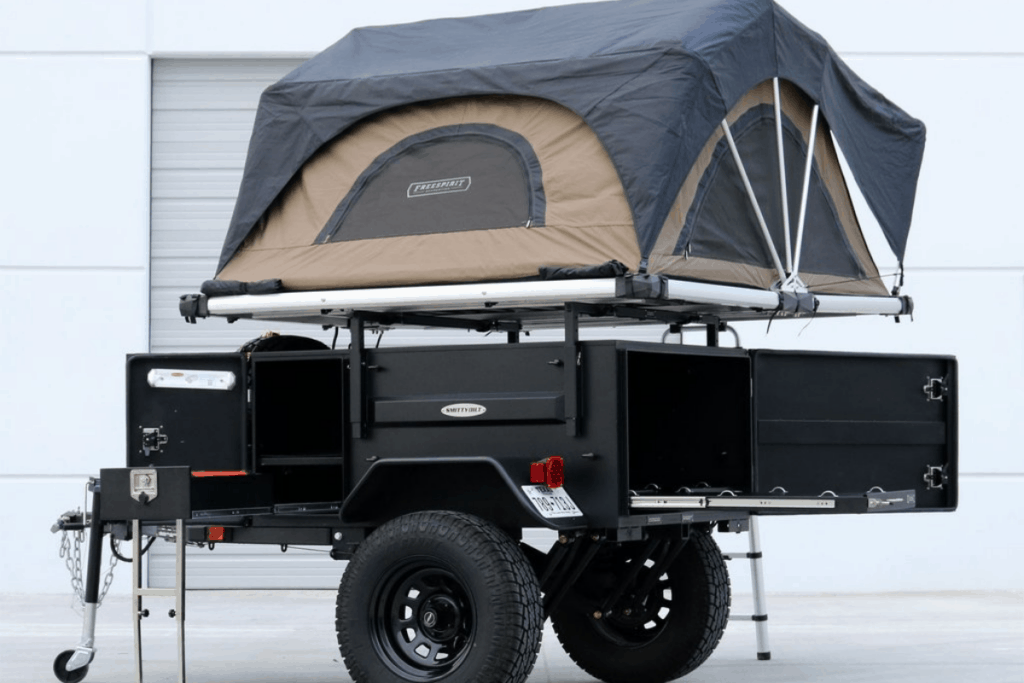 Smittybilt - four wheel campers
