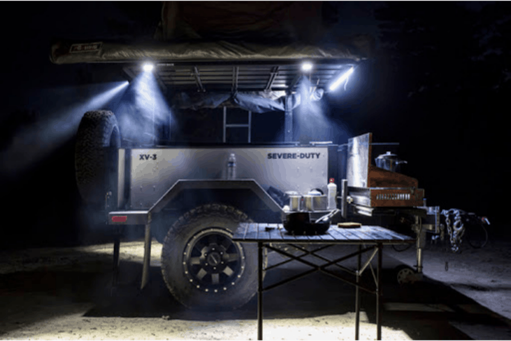 Schutt Industries - four wheel campers