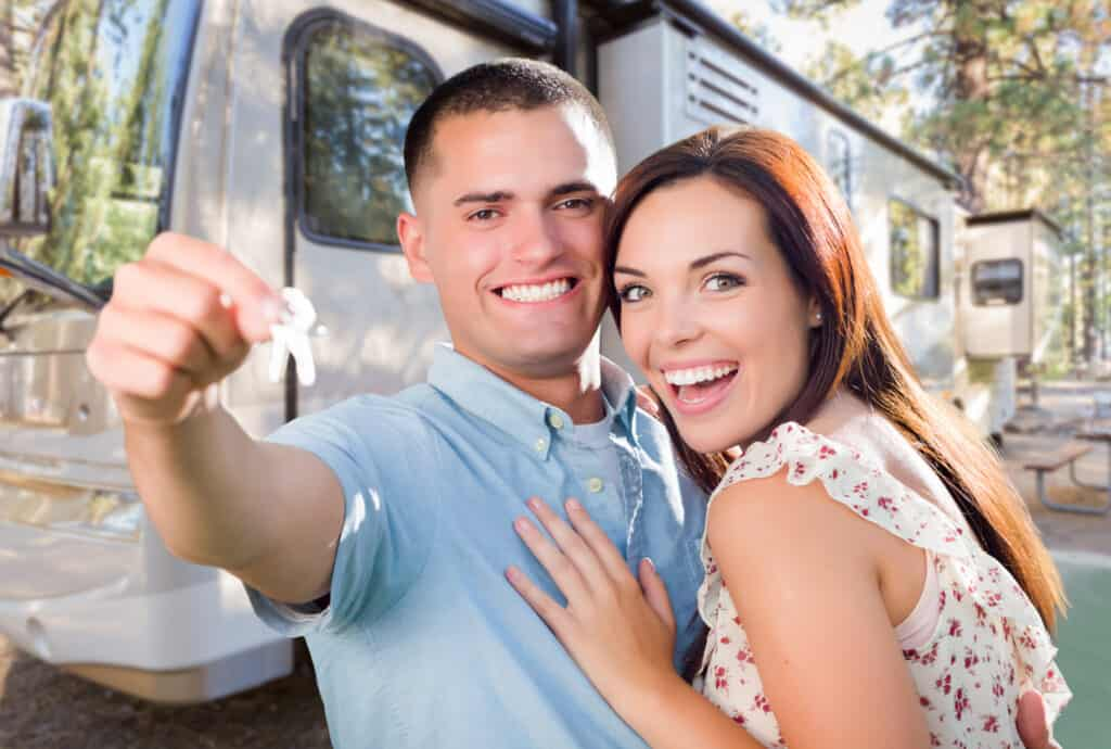 90% of RVers looking to buy or upgrade an RV will continue to do so in 2021
