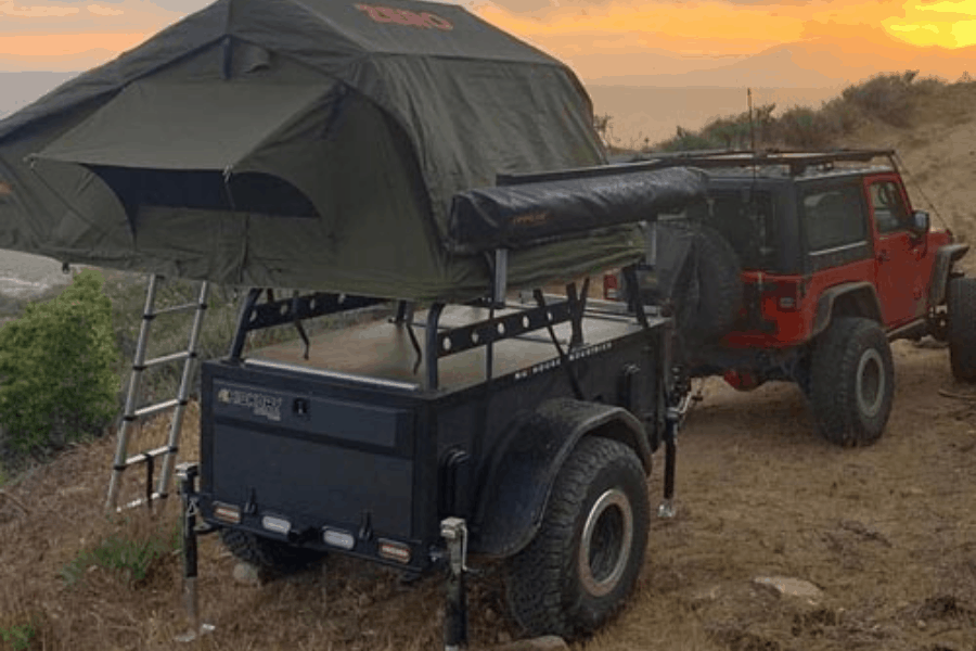 Nuthouse Industries - four wheel campers