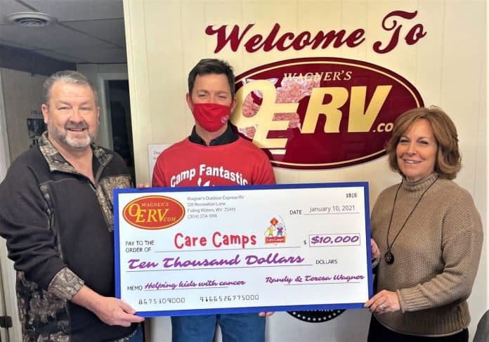 care camps donation
