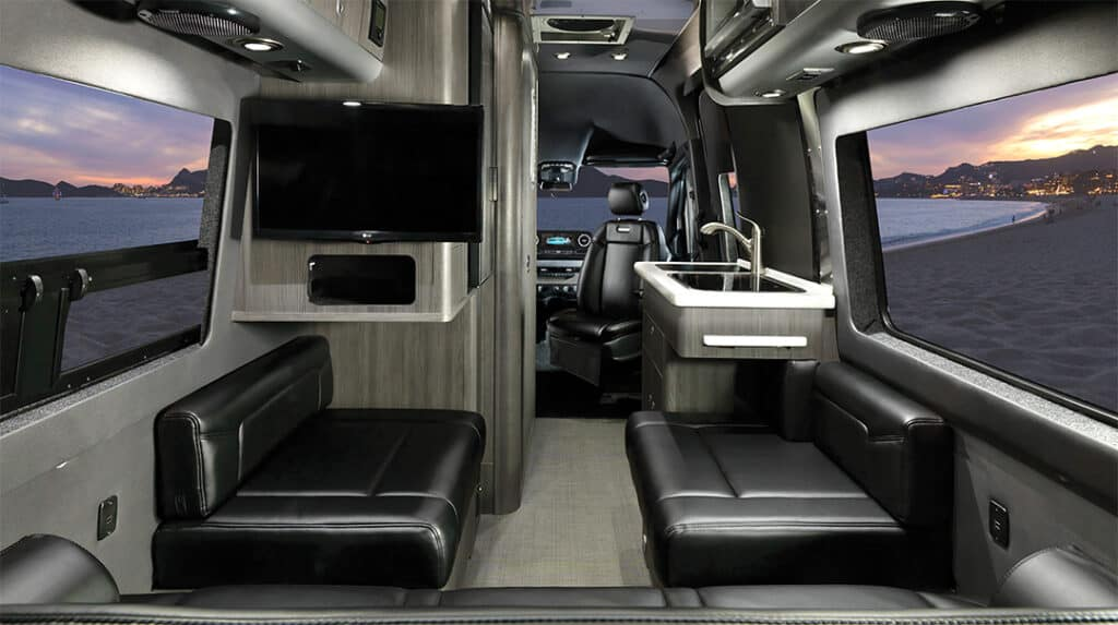 Airstream Interstate interior