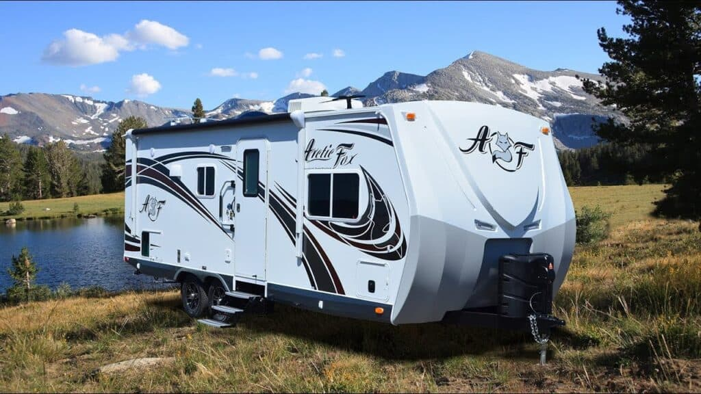 Cold Weather Travel Trailer