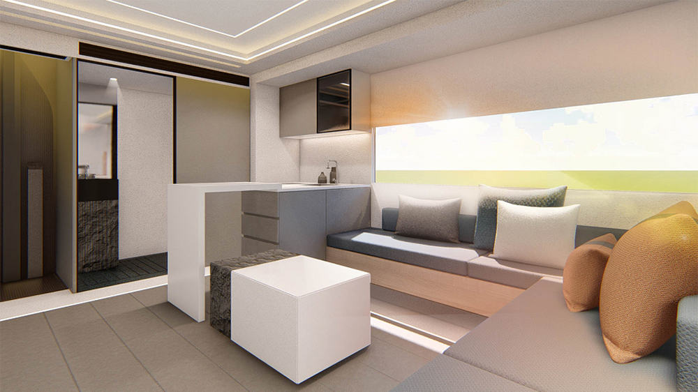 luxury RV SAIC Maxus