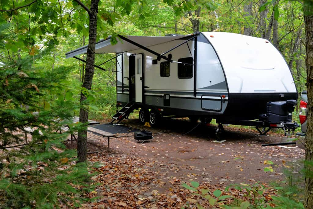 Will campground locations be hard to find in 2021?