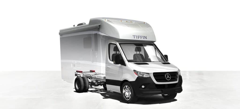 Tiffin Class C RV