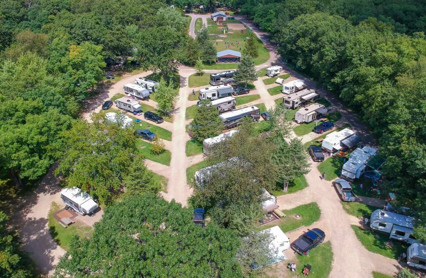The 11 Best RV Campgrounds in Wisconsin - Camper Report