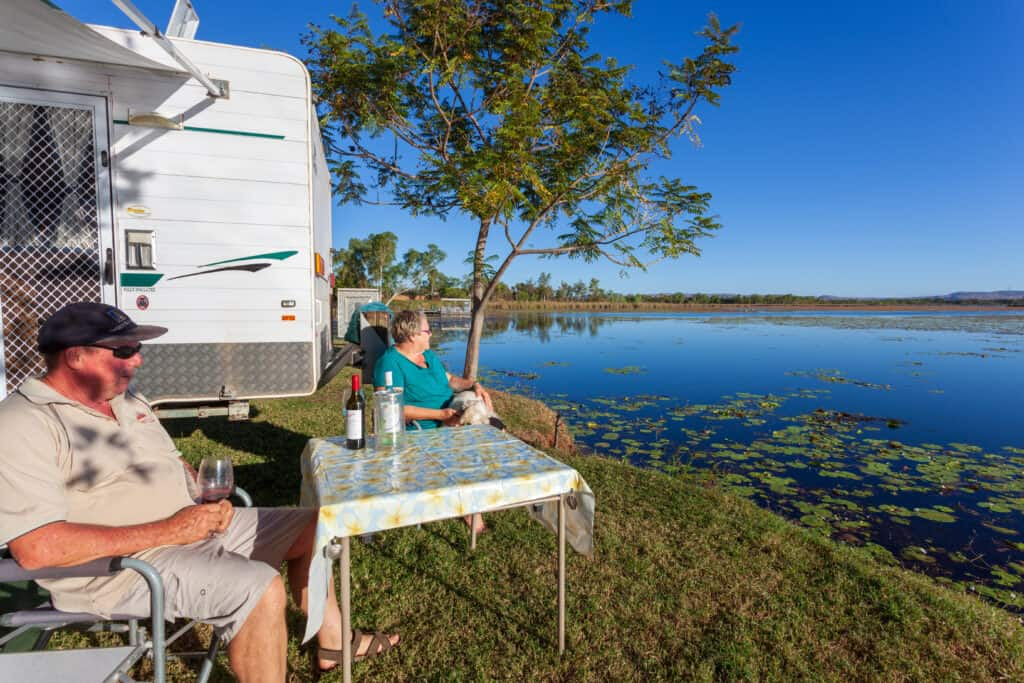Retired couple with must have RV things