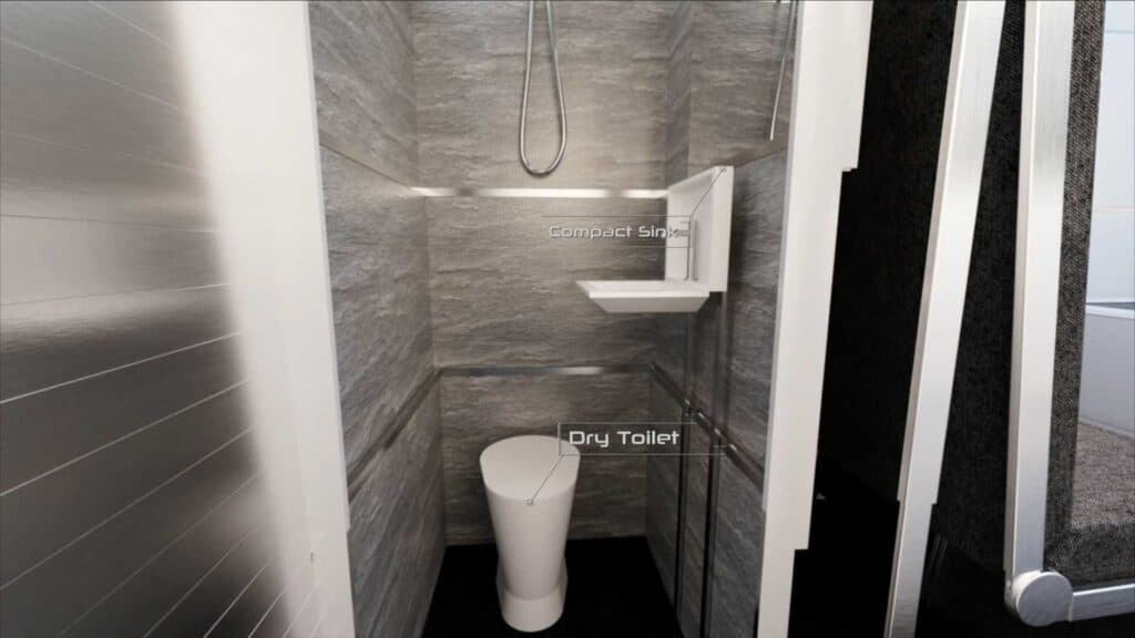 CyberLandr Bathroom