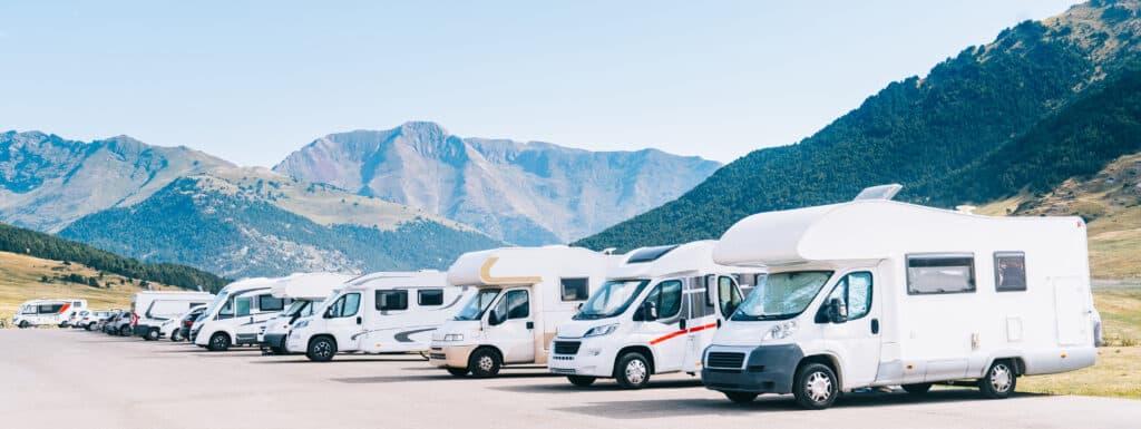 RV rental company RVezy travel survey results show RVing increasing