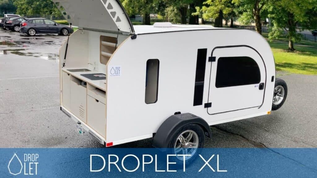 Droplet XL trailer