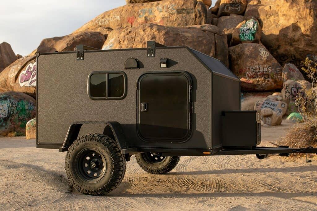 tiny trailer made by Tiny Camper Company